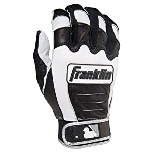 Buy Franklin Sports Adult MLB CFX Pro Series Batting Gloves (Pair) by Franklin