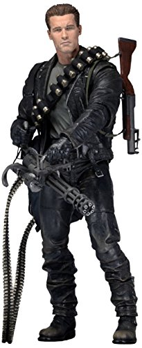 """NECA Terminator-2 7"""" Ultimate Terminator Action Figure"""