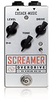 Cusack Music Screamer V2 キューザックミュージック スクリーマーブイツー オーバードライブ 国内正規品