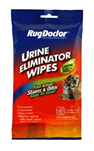 Rug Doctor Urine Eliminator Wipes