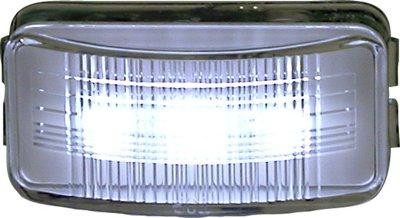 Peterson Mfg Co M153C-Mv Led License Light