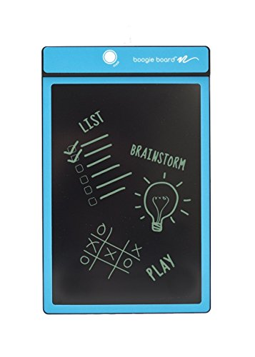 Boogie Board 8.5-Inch LCD Writing Tablet, Cyan