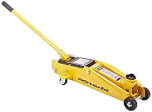 Performance tool w1614 floor jack with 15 inch for 15 ton floor jack