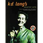 K.D. Lang's Greatest Hits book cover