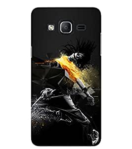 Evaluze dance Printed Back Cover for SAMSUNG GALAXY ON5 PRO 2016