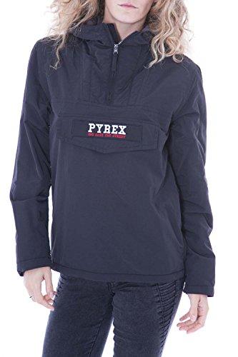 pyrex-giubbotto-donna-con-cappuccio-33129-s-nero
