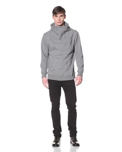 Eubiq NY Men's Parker Pullover  [Speckled Grey]