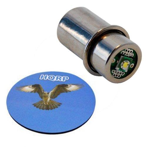 HQRP High Power 3w LED Bulb for Maglite 3D 4D 5D 6D 3C 4C ...