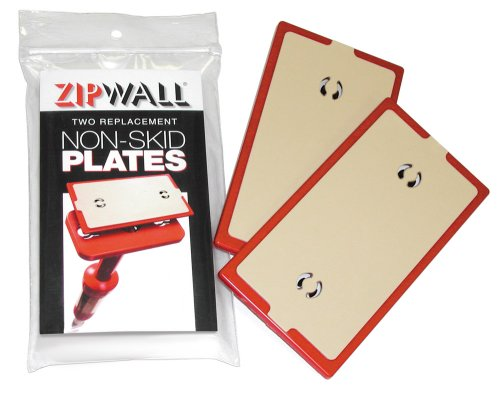 ZipWall NSP2 Non Skid Plate, 2-Pack