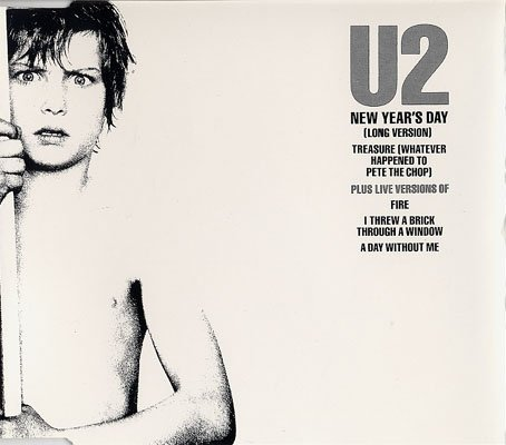 U2-New Years Day-(664 973)-CDM-FLAC-1991-WRE Download
