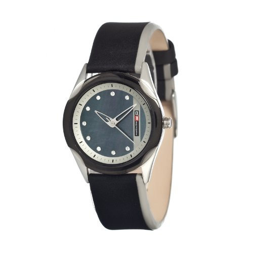 Dfactory Dfi019ybb White Label Ladies Watch