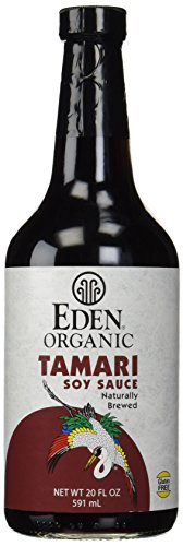 Eden Foods Organic Tamari Soy Sauce -- 20 fl oz (Organic Soy Sauce compare prices)