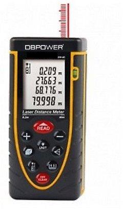 Mini Digital Laser Distance Meter Range Finder
