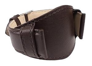 Minott Uhrenbänder EU-22289-22S - Correa para reloj, piel, color marrón de Minott Uhrenbänder