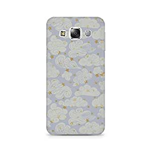 Ebby Vintage Clouds Premium Printed Case For Samsung Grand 2 G7106