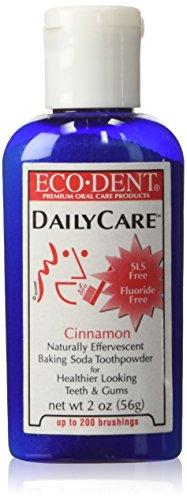 Eco-Dent Baking Soda Toothpowder...Cinnamon, 2oz (Organic Baking Soda Powder compare prices)