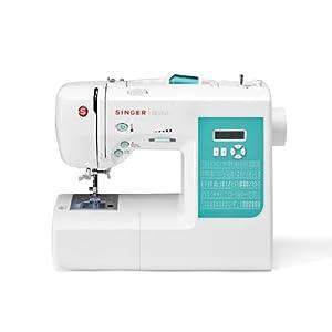 SINGER 7258 Stylist Award-Winning 100-Stitch Computerized Sewing Machine