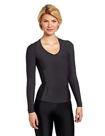 SKINS Ladies Ry400 Recovery Long Sleeve Top by Skins