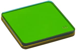 Scienceware 370140055  Klett KS-55 Color Filter, 520-600 Spectral Range