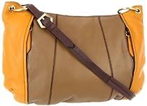 Hot Sale Oryany Handbags Dina Shoulder Bag,Gold Multi,One Size