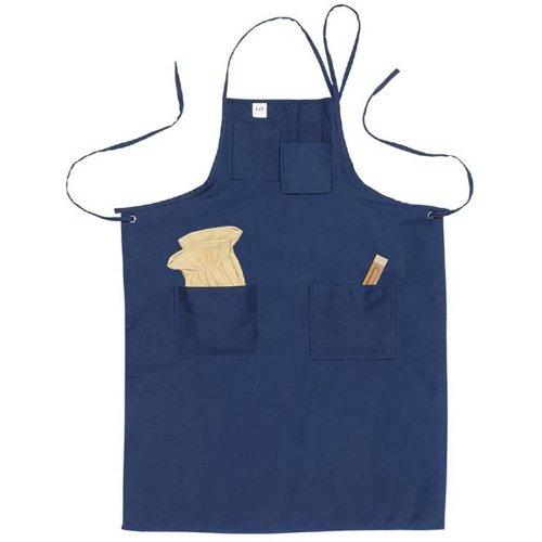 McGuire-Nicholas 5 Pocket Machinist Apron Color - Blue