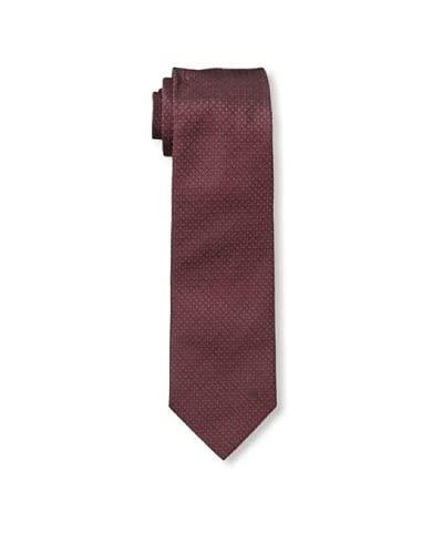 Givenchy Men's Patterned Tie, Red
