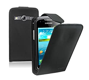 - Black Vertical Case for Samsung Galaxy Xcover 2 II (GT-S7710