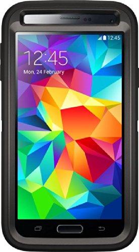 OtterBox Defender coque Anti-choc Noire pour Samsung Galaxy S5
