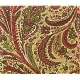 "Ralph Lauren 60"" x 84"" Oblong Tablecloth - Redding Paisley Print"