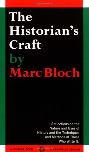 The Historian's Craft