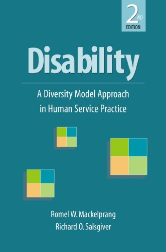 Disability: A Diversity Model Approach in Human Service...