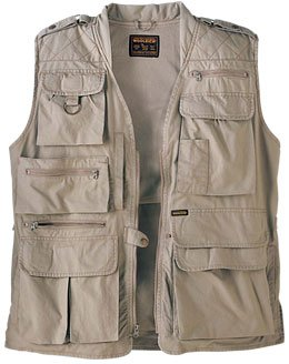 Woolrich Guide Vest for Photography, Fishing or Travel - Buy Woolrich Guide Vest for Photography, Fishing or Travel - Purchase Woolrich Guide Vest for Photography, Fishing or Travel (Woolrich, Woolrich Vests, Woolrich Mens Vests, Apparel, Departments, Men, Outerwear, Mens Outerwear, Vests, Cotton, Mens Vests, Mens Cotton Vests)