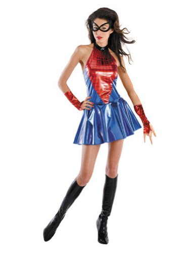 Spider Girl Deluxe Costume Lg Halloween Costume