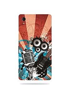 casemirchi creative designed mobile case cover for Sony Xperia M4 Aqua / Sony Xperia M4 Aqua designer case cover (MKD10008)