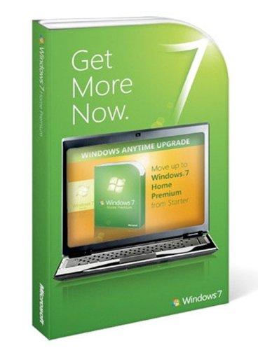 Microsoft Windows 7 Anytime Upgrade [Starter