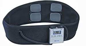 Veridian Back Pain Management System Black Tens Technology