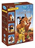 The Lion King Trilogy Triple Pack Blu Ray