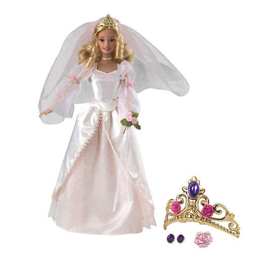 zoom image barbie and the 12 dancing princesses bridal genevieve