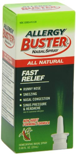 Allergy Buster, 0.68 Ounce