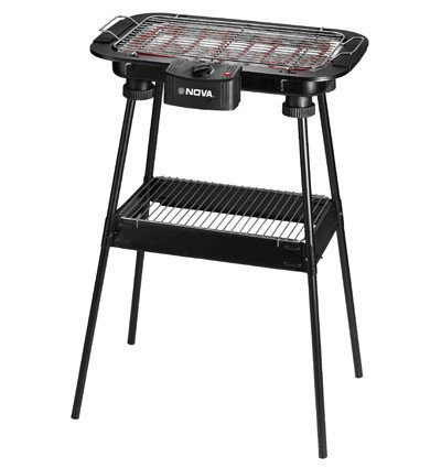 Nova NT-2013BGS Electric Barbeque Grill