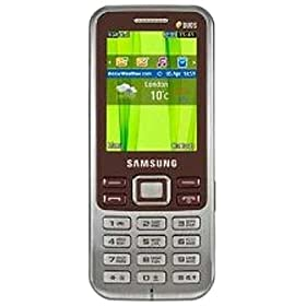 Samsung Metro Duos GT C3322 (Wine Red) Samsung Metro Duos GT C3322 (Wine Red) available at Amazon for Rs.3670
