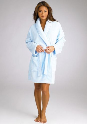 Buy Cypress Oh So Soft Short Robe Loungewear