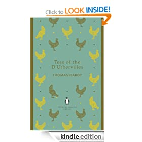Tess of the D'Urbervilles (Penguin English Library)