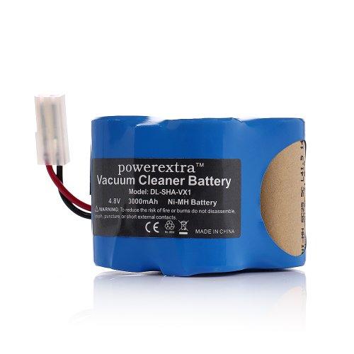 Powerextra™ Euro Pro Shark 4.8V 3000Mah Replcement Battery For V1700Z Shark V1930 Cordless Sweeper Vacuum Cleaner