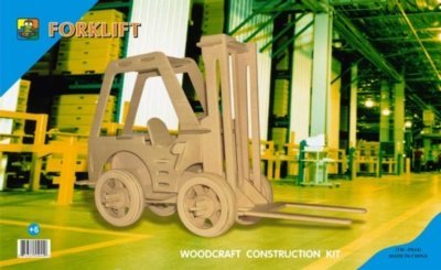 Cheap China Towins Gifts & Toys 3D WOODEN PUZZLE-Forklift (B0036C8I9O)