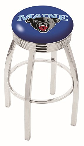 "NCAA Maine Black Bears 30"" Bar Stool"