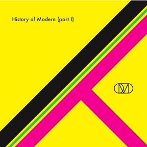 "OMD - History of Modern (Part 1) (CD Single/limitierte 10"" Vinyl)"