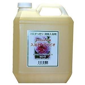 えひめAI-1 クリビオ 入浴剤 4L