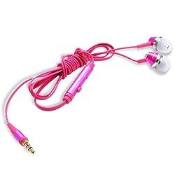 iDance In-ear EarBuds EB-X103 Earphone (Pink)