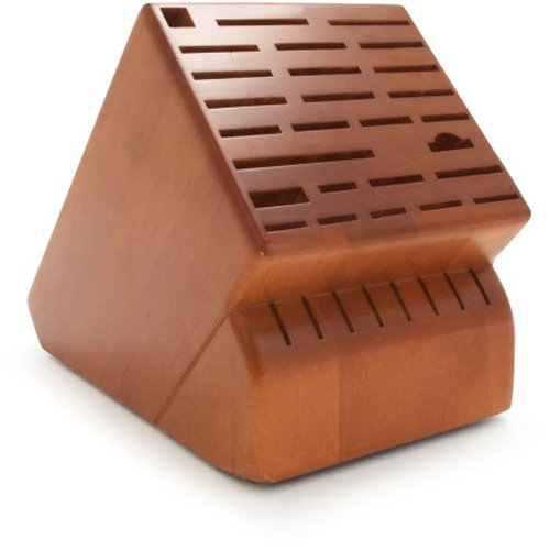 Sur La Table 35-Slot Cherry Knife Block 7235NL